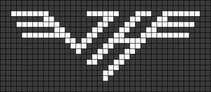 Alpha pattern #64414