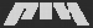 Alpha pattern #64416
