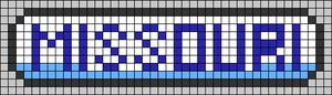 Alpha pattern #64452