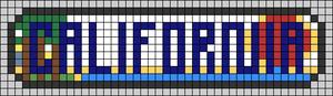 Alpha pattern #64464