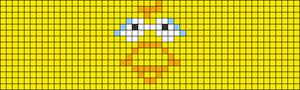 Alpha pattern #64473