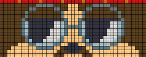 Alpha pattern #64479