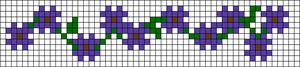 Alpha pattern #64481