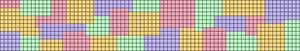 Alpha pattern #64483