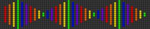 Alpha pattern #64484