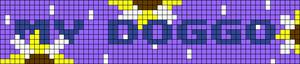 Alpha pattern #64486