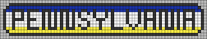 Alpha pattern #64494