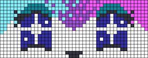 Alpha pattern #64508