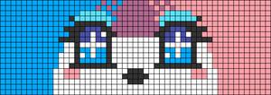 Alpha pattern #64513