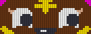 Alpha pattern #64514