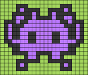 Alpha pattern #64555