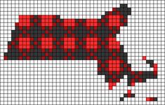 Alpha pattern #64557
