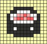 Alpha pattern #64560