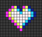 Alpha pattern #64567