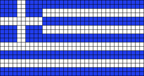 Alpha pattern #64582