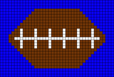 Alpha pattern #64592