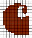 Alpha pattern #64594
