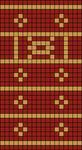 Alpha pattern #64604