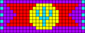 Alpha pattern #64610