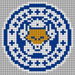 Alpha pattern #64614