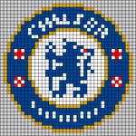 Alpha pattern #64629