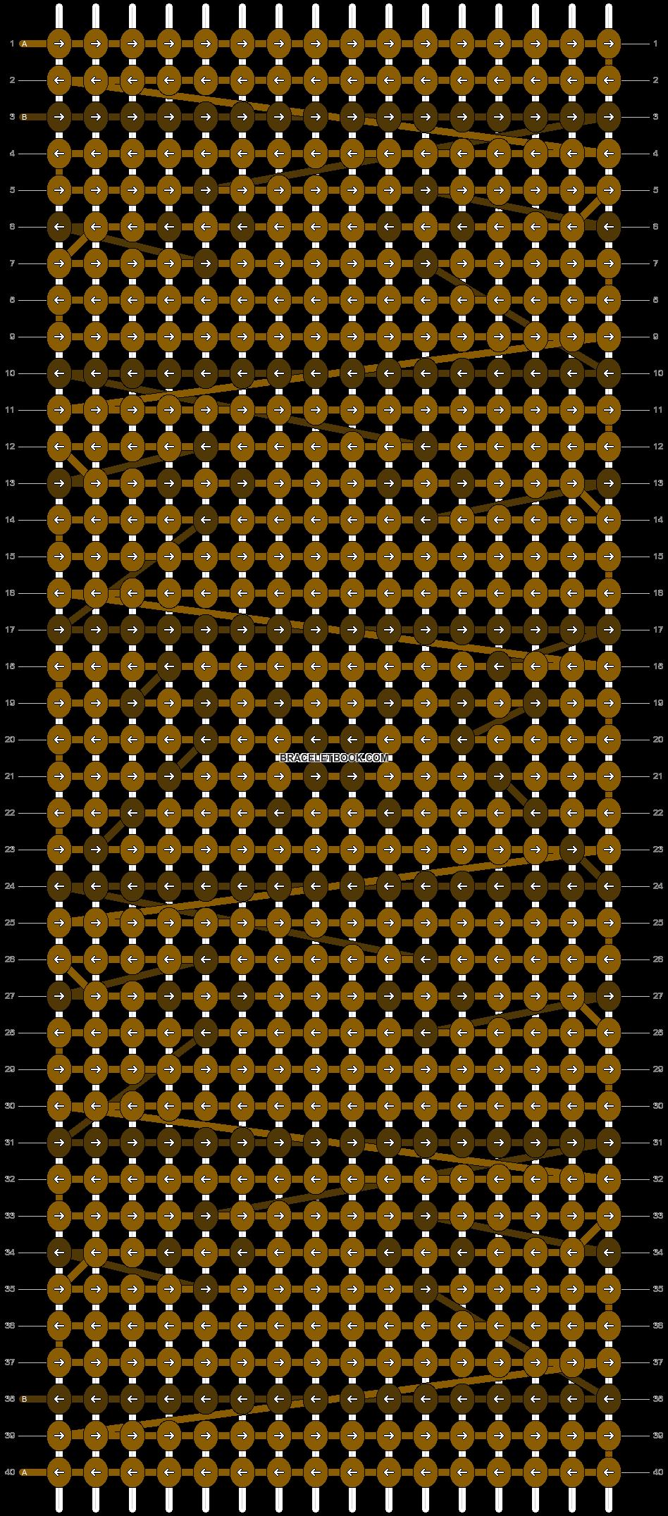 Alpha pattern #64655 pattern