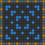 Alpha pattern #64689
