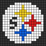 Alpha pattern #64695