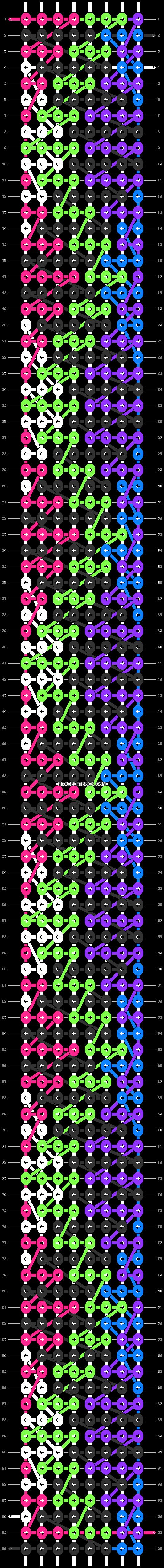 Alpha pattern #64703 pattern