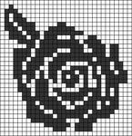 Alpha pattern #64709