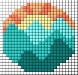 Alpha pattern #64721
