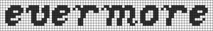 Alpha pattern #64723