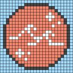 Alpha pattern #64740