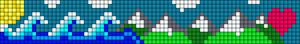 Alpha pattern #64749