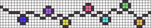 Alpha pattern #64754