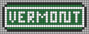 Alpha pattern #64765