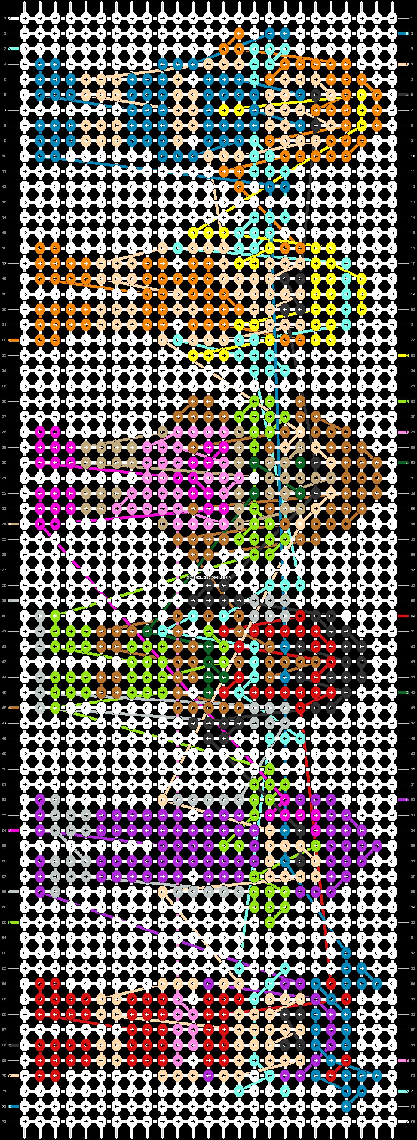 Alpha pattern #64766 pattern