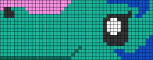 Alpha pattern #64781