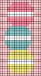 Alpha pattern #64785