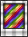 Alpha pattern #64789