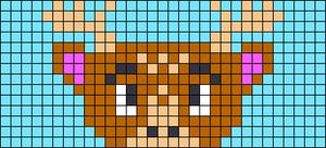 Alpha pattern #64806