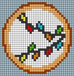Alpha pattern #64807