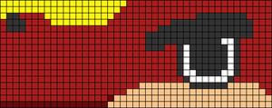 Alpha pattern #64812