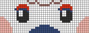 Alpha pattern #64823