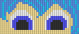 Alpha pattern #64831