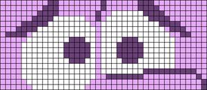 Alpha pattern #64834