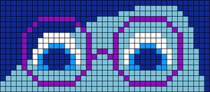 Alpha pattern #64835