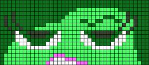 Alpha pattern #64836