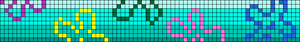 Alpha pattern #64837