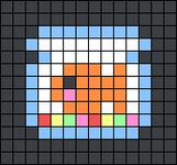 Alpha pattern #64856